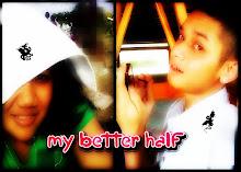 the better half!!
