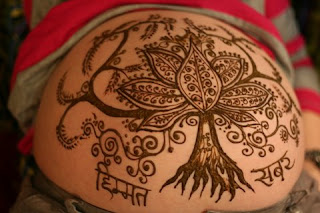 Henna Tattoo Qatar : The heights life henna in