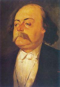 Portrait de Gustave Flaubert par Eugène Giraud, 1867
