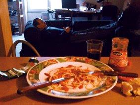 Spaghettis hugoniaises