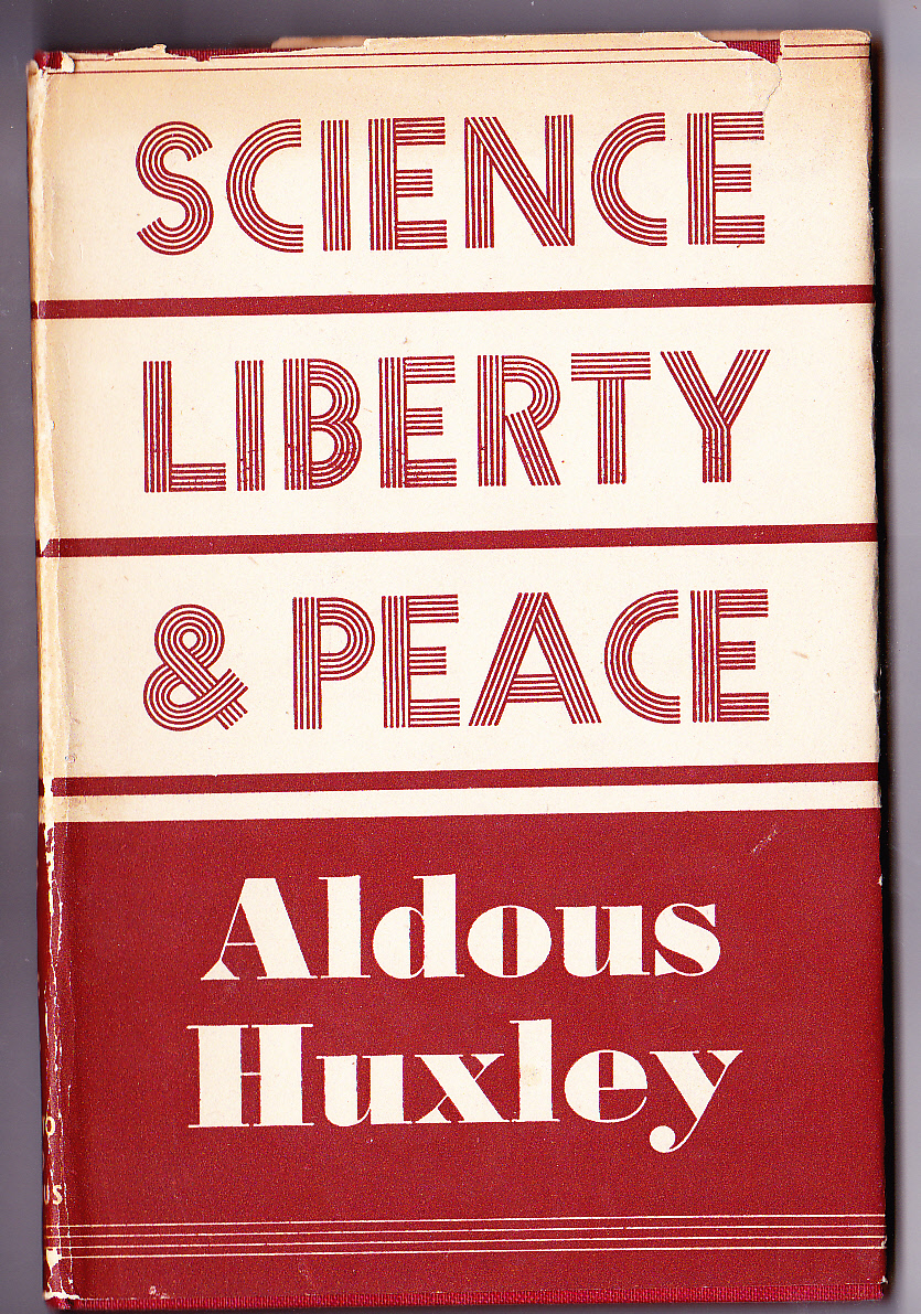 a paper on life and work of aldous huxley Christopher isherwood and aldous huxley shared a long friendship as well as a   larb menu reviews essays interviews sections shorts blarb   engagement evident throughout huxley's life as a public intellectual in  scholar  jeremy pordage who exits time while he contemplates a work of art,.