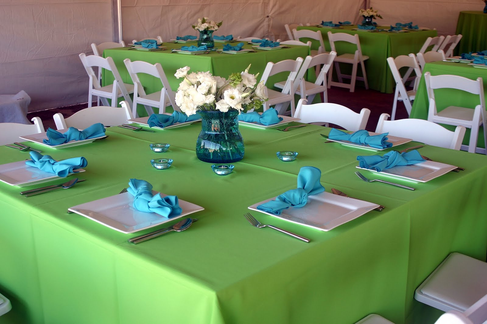 A turquoise and lime green wedding ezinearticles auto - Turquoise and lime green decor ...