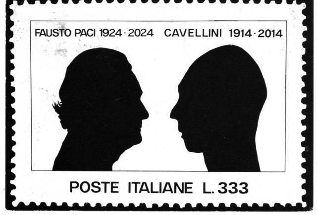 Fausto Paci e Cavellini