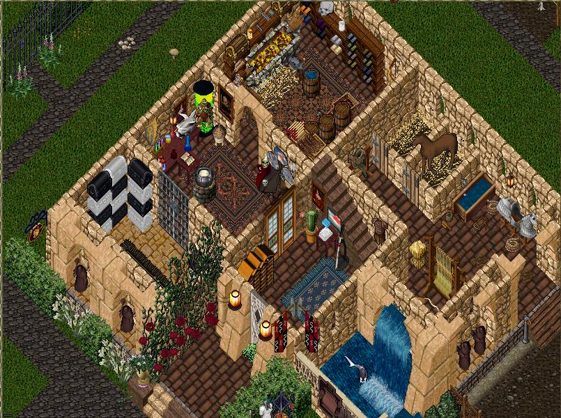 Seriad 39 S Ultima Online Home Building And Deco