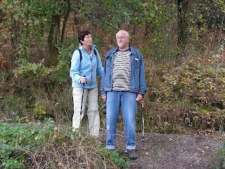 Joop en Hannie, de bergbeklimmers
