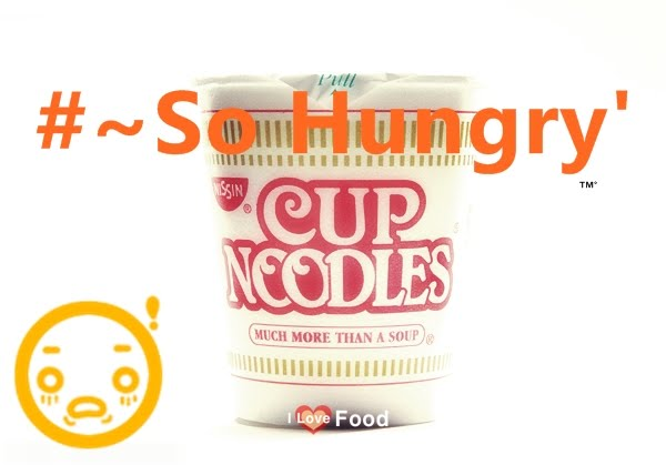 #~So Hungry Cup Noodless'