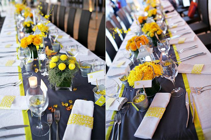 decoracao de igreja para casamento azul e amarelo : decoracao de igreja para casamento azul e amarelo:Ideias para casamento e festa: Detalhes de decoração em amarelo