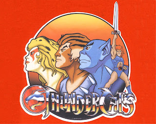 Thundercats Girl on Thundercats How Weird Was This