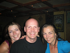 Me & my fav bartenders Hanna and Rachael