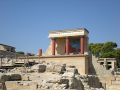 Knossos King Minos Castle