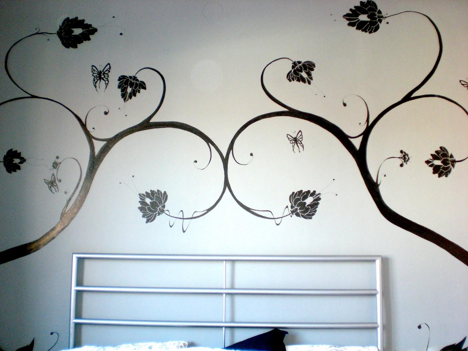 5 plantillas de flores para pintar como hacer tattoo - Plantillas para pintar ...