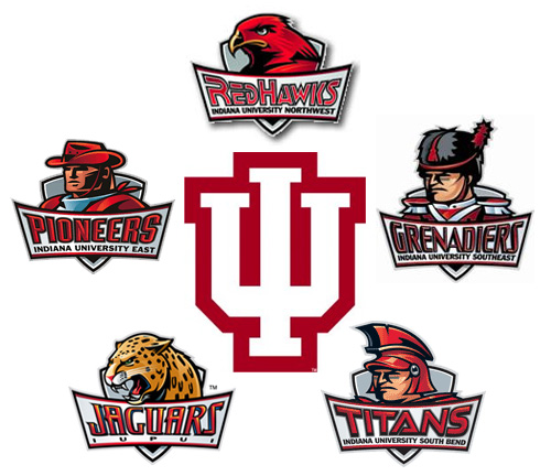 The Sports Logo Pundit Indiana University