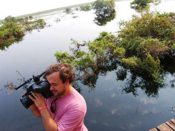 Pantanal alagado