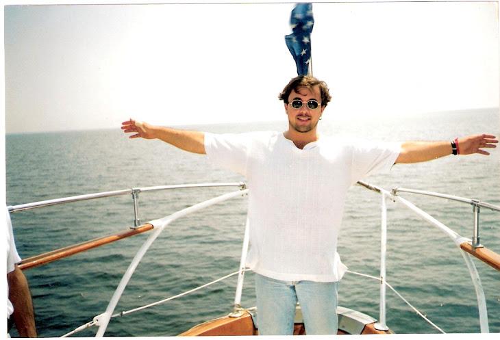 Golfo do México, parecido com a cena do Titanic