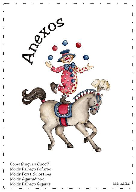 Anexos Projeto Mundo Encantado do Circo