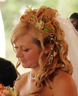 Свадебные прически в горловке