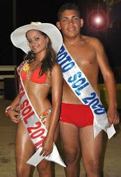 Garota e Garoto SOL 2010.