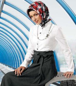 Модная Мусульманская Одежда