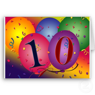 Balloons-aj clip art birthday