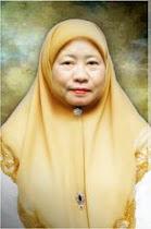 Cikgu Hjh Zaliha binti Haji Murad