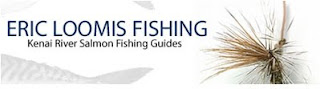 Alaska fishing guide