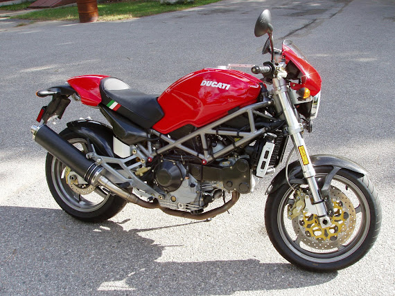 2002 Ducati MS4