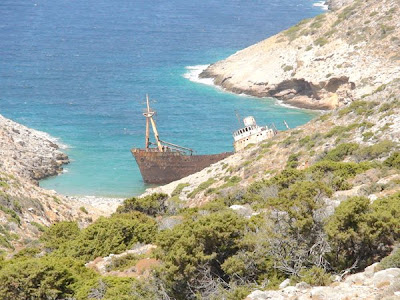 το ναυάγιο του Λιβέρου, ©coby
