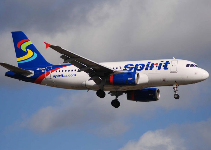 The airline blog world updated news business first class for Spirit airlines new york