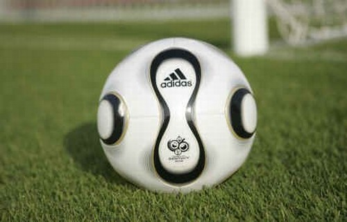"""If World Cup Soccer Balls 2011 - Cover & Security"""