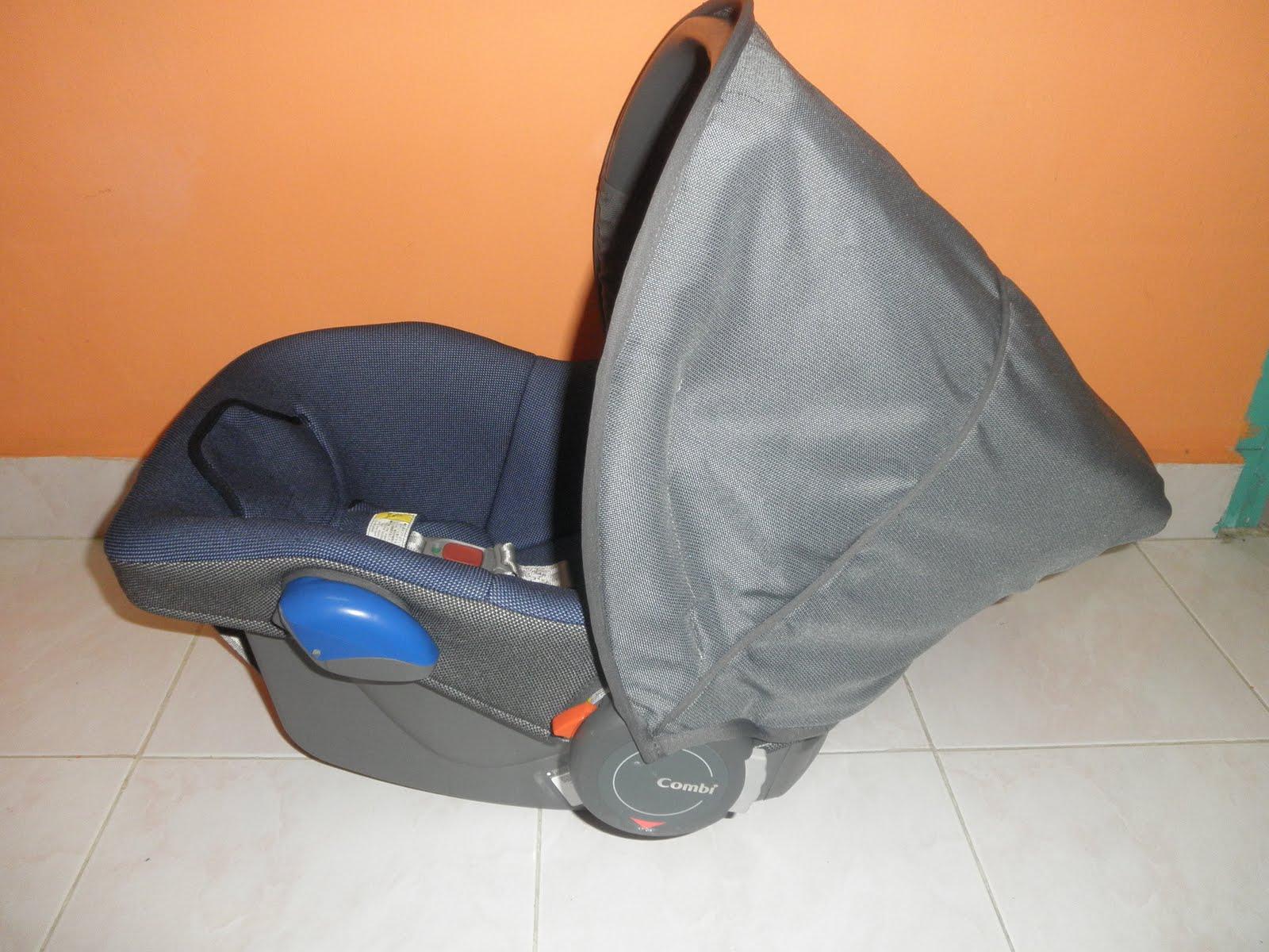 Combi Eggshock Car Seat