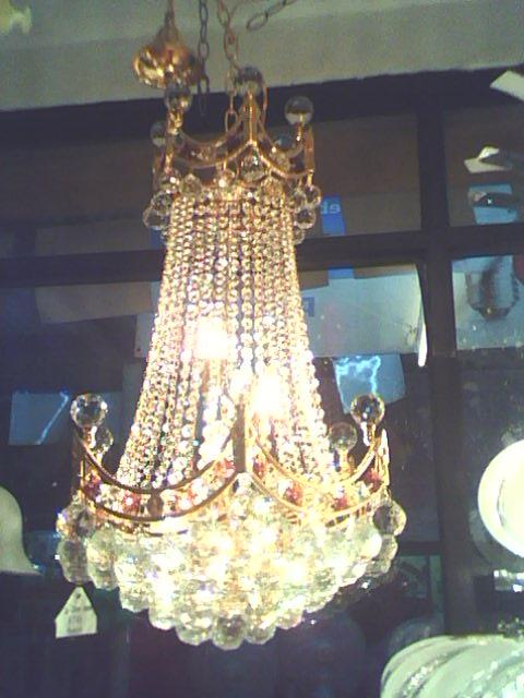 Lampu Kristal Minimalis Lampu Hias Kristal Murah