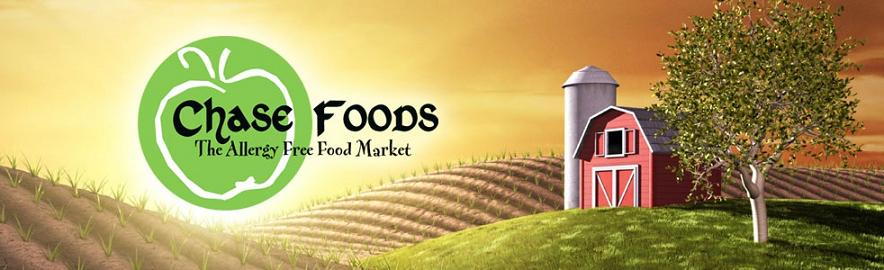 Chase Foods, The Allergy Free Food Market