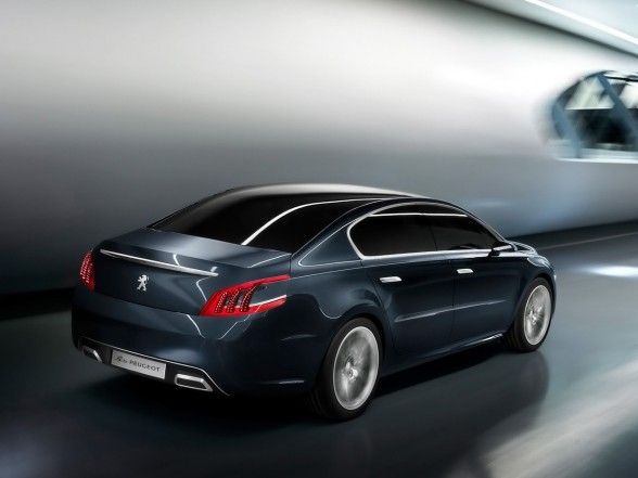2010 5 by Peugeot Concept