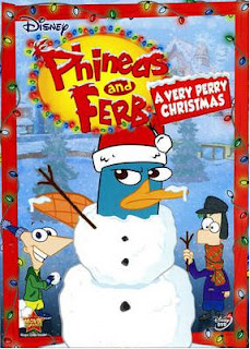 Ver Película Phineas & Ferb – A Very Perry Christmas Online Gratis (2010)