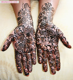 dildarian club: new mehendi design