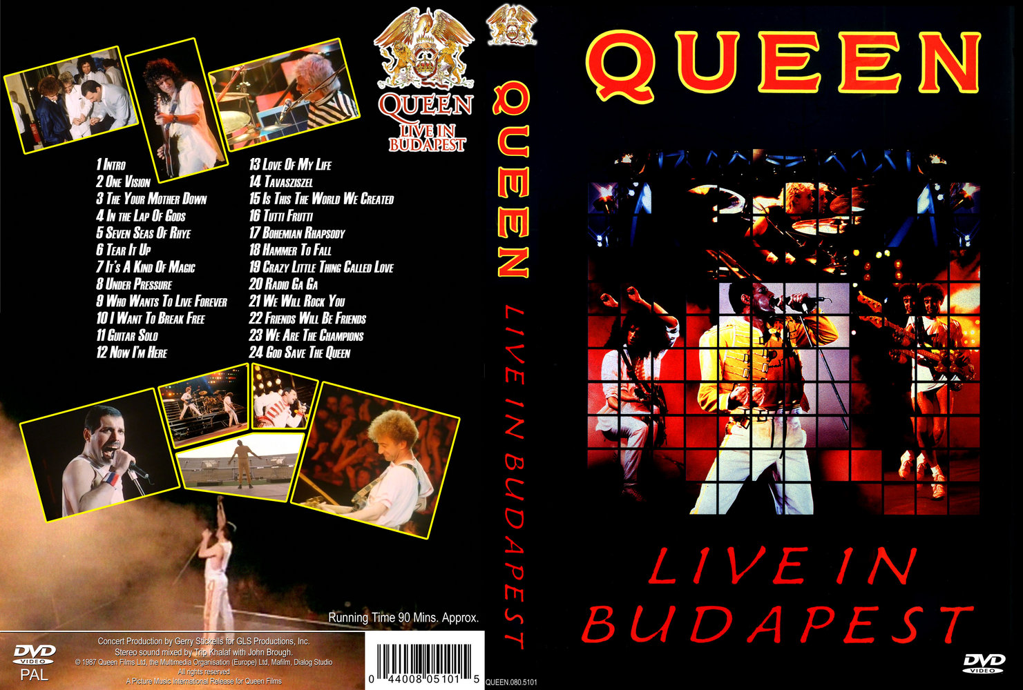 Noronha 180 S Trader Queen Live In Budapest