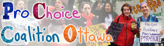 Pro Choice Coalition Ottawa/ Coalition pro-choix d&#39;Ottawa