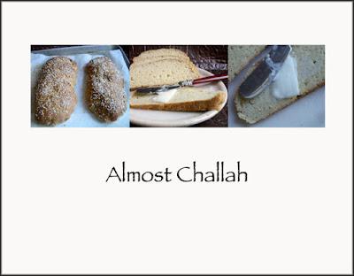 Baking challah