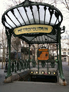 Riding the Paris Metro is fun, safe and easy, as long as you now how. (img )