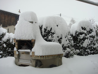 neige barbecue