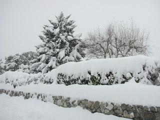 neige muret