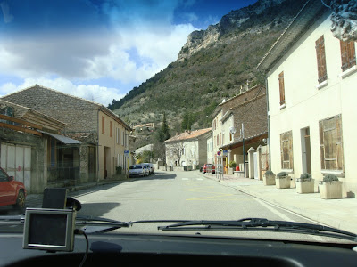 route nationale village