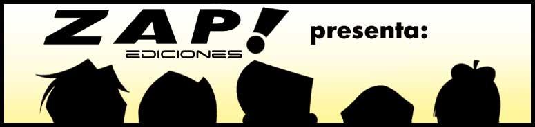 zap! ediciones presenta: