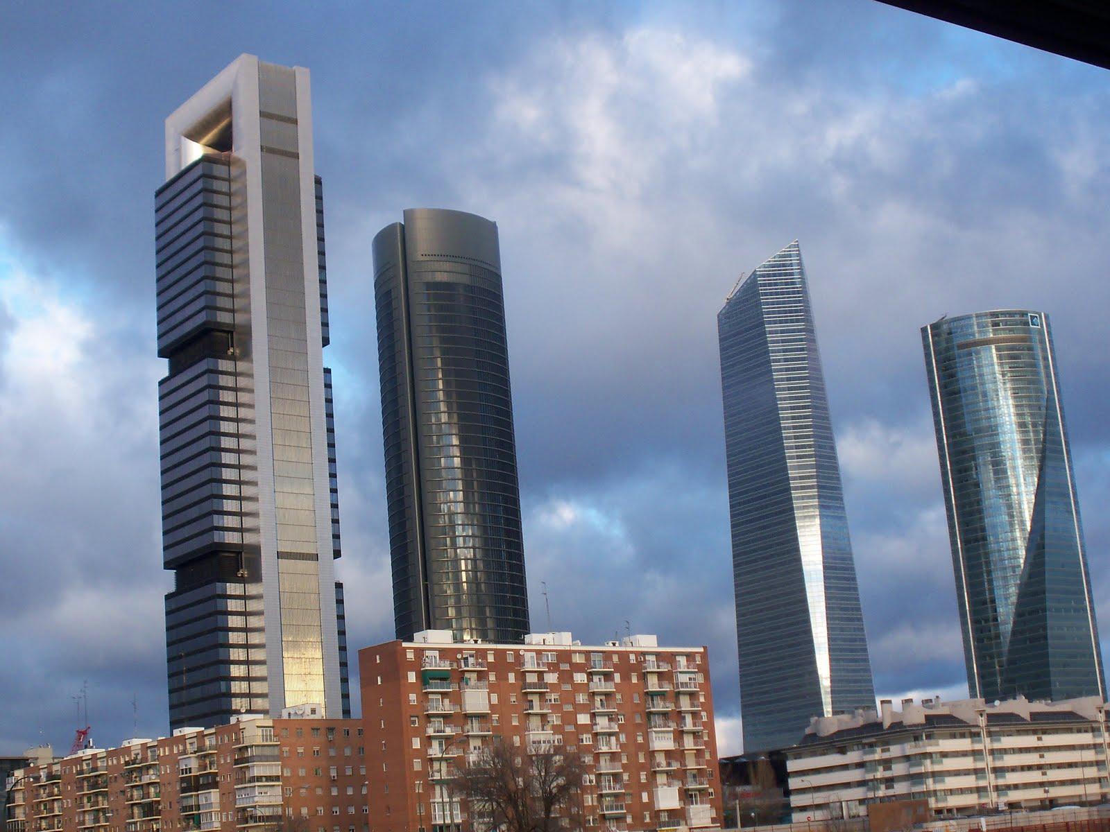 Maqueta del ojo for Gimnasio 4 torres