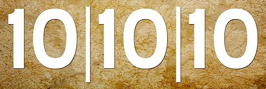 10-10-10 Poetry Contest