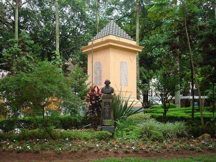 Praça XV de Novembro Centro Florianópolis