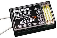 Guía de instalación de receptores 2.4 GHz FASSTT Receptor-futaba-2.4-ghz-fasst