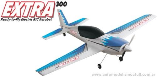 Cox Extra 300 EP 2.4GHz RTF