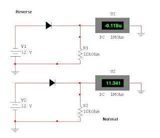 Polarity Reverse Protection Diode
