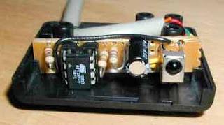 ATir AVR IR Keyboard Interface